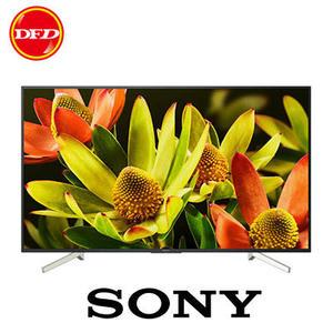 (2018新品預購) SONY 索尼 KD-60X8300F 液晶電視 60吋 4K HDR Android TV 支援 YouTube Netflix 公司貨 60X8300