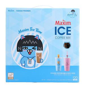 Maxim Kakao Friends 三合一冰拿鐵隨行杯禮盒組(1560g)【庫奇小舖】