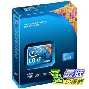 [美國直購 ShopUSA]  Core I5-520M Cpu