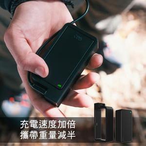 Q-SWAP隨身電源系統5200-UV(黑)