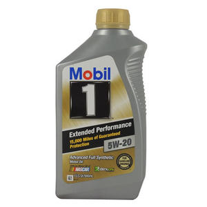 【MOBIL】 1 extended performance EP 5w20 全合成機油