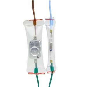 方型 除霜冰箱溫度控制器 (2線+外保險絲) 化霜器 除霜開關 冰箱恆溫器  冰箱溫度保險絲 溫度開關