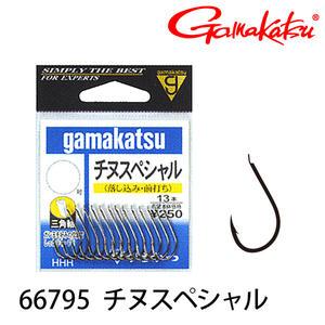 漁拓釣具 GAMAKATSU チヌスペシャル 落入‧前打用 (鉤子)