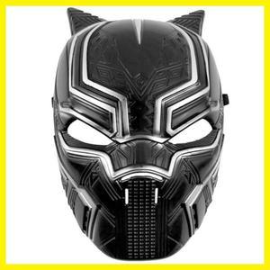 希寶復仇者聯盟3漫威英雄黑豹面具頭盔道具角色扮演cos男士面具