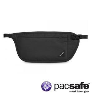 Pacsafe Coversafe™ V100 RFID 防盜腰包 旅遊 度假 10142100 貼身防盜腰包 隱藏式錢包 防搶錢包