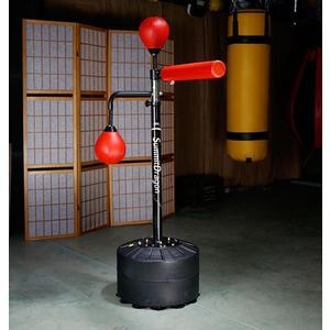 拳擊反應靶旋轉棍靶家用躲閃訓練器材成人兒童棍棒散打立式速度球 完美情人YXS