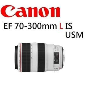 [EYE DC] Canon EF 70-300mm F4-5.6L IS USM 彩虹公司貨 胖白 L鏡 (一次付清)