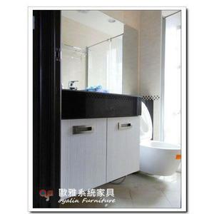 【歐雅系統傢具】人造石水槽浴櫃