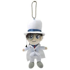 日本名偵探柯南吊飾鑰匙圈娃娃白西裝171344通販屋