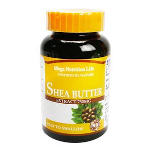 營養生活乳油木果軟膠囊  60顆/瓶