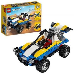 LEGO 樂高  Creator 3in1 Dune Buggy 31087 Building Kit , New 2019 (147 Piece)