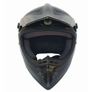 摩托車越野頭盔男個性酷冬四季全盔全覆式賽車速降機車女安全帽