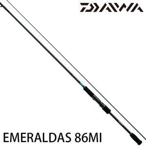 漁拓釣具 DAIWA EMERALDAS 86MI (中通軟絲竿)