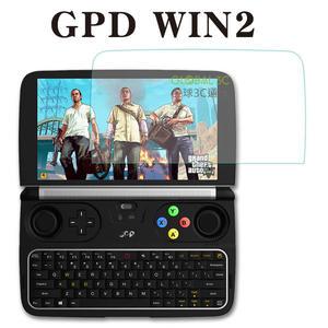 9H 鋼化玻璃貼 GPD WIN/WIN2/POCKET/XD PLUS 2.5D 防刮 鋼化玻璃貼 螢幕保護貼