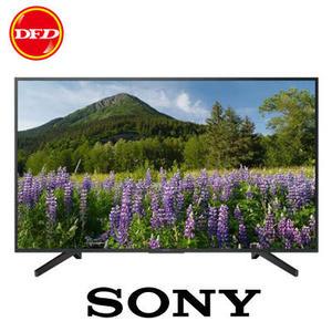 現貨 SONY KD-43X7000F 液晶電視 43吋4K 公貨 限時送索尼記憶腰枕+送北縣市壁掛安裝+副廠遙控器+壁掛架