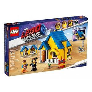 樂高積木 LEGO 2018《 LT70831 》樂高玩電影系列 - Emmet's Dream House/Rescue Rocket!╭★ JOYBUS玩具百貨