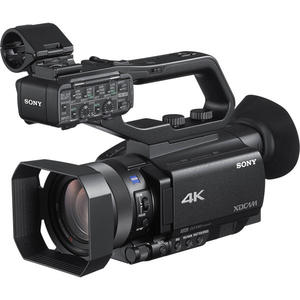 【震博】Sony PXW-Z90 廣播級4K HDR攝影機(分期0利率;台灣索尼公司貨)2019/08/25前加贈ECM-VG1麥克風