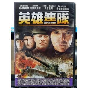 影音專賣店-C01-039-正版DVD-電影【英雄連隊】-湯姆賽斯摩 尼爾麥多諾 凡尼瓊斯 喬根普羅斯諾