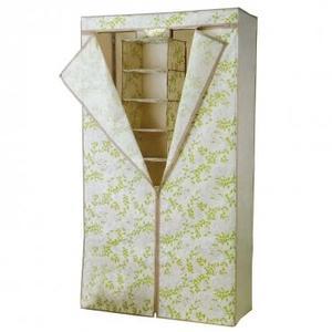 蜜莉加高衣櫥套W90*H210-綠