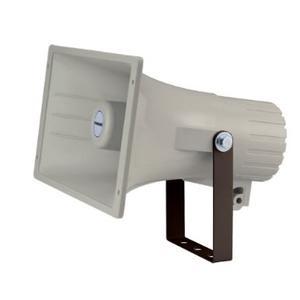 【POKKA】公共廣播號角型喇叭+喇叭筒+功率可調整喇叭《HC-50ATF》 *品質保證*
