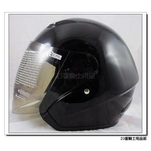 【GP5 209 素色 安全帽 3/4罩 黑】大頭救星、超大尺寸、內襯全可拆免運