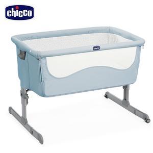 【愛吾兒】Chicco Next 2 Me多功能移動舒適嬰兒床 水漾藍