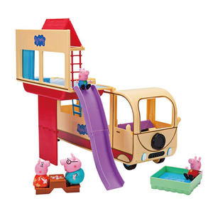 粉紅豬小妹Peppa Pig 豪華露營車