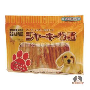 【寵物王國】海特-雞肉捲嚼嚼骨36支入