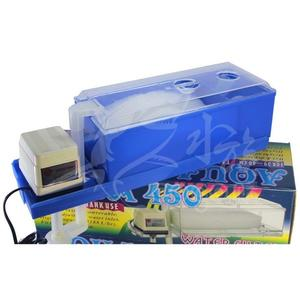 HBAQUA 450單層式上部過濾槽 藍色 1.5尺 附18L馬達 上部過濾器 滴流盒