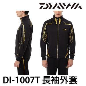 漁拓釣具 DAIWA 17 DI-1007T 黑 #M #L #XL (防風套裝)