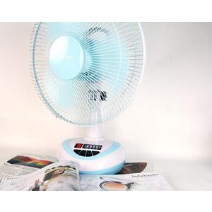 KINYO 12吋充插二用充電風扇(盒損品)