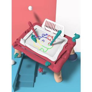 畫板寫字板女孩幼兒兒童塗鴉板畫畫磁性寶寶玩具益智2畫板桌1-3歲