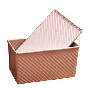 吐司盒450g 土司面包模具 烘培工具 烤箱家用
