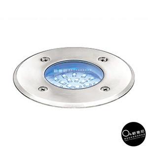 戶外崁燈★LED30珠圓型照明(藍光) 戶外崁燈♥燈具燈飾專業首選♥♥歐曼尼♥