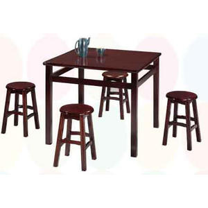 【南洋風休閒傢俱】典雅餐桌系列 - 璽至實木餐桌   復古餐桌   小吃店餐桌 (AR889)
