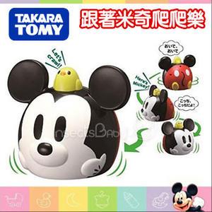 ✿蟲寶寶✿【日本Takara Tomy】引導寶寶爬行 遊玩中學習- 迪士尼Disney 跟著米奇爬爬樂