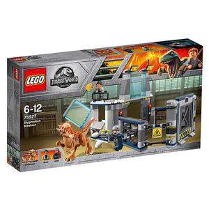 【LEGO 樂高積木】Jurassic World 侏儸紀世界系列 - Stygimoloch Breakout - LT-75927