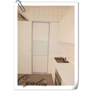 【歐雅 系統家具 】隱藏廁所~美觀功能特殊推拉門
