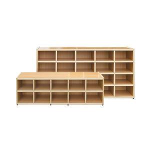 HY-742-7   幼教用鞋櫃(10人份)幼教商品/兒童家具-單張