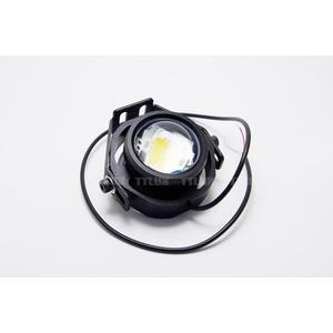 LED 10W牛眼燈 恆亮+閃爍 (鷹眼燈 DRL 日行燈 晝行燈 爆閃燈 大燈 霧燈 可參考)