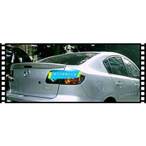 【車王小舖】馬自達 馬3 Mazda 3 定風翼 尾翼 壓尾翼 改裝尾翼 導流板 貨到付運費150元