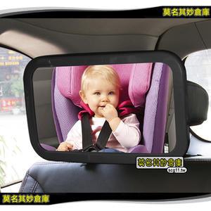 莫名其妙倉庫【4G035 安全座椅反射鏡】19 Focus Mk4寶寶鏡 安全座椅觀察鏡 360可調配件套件