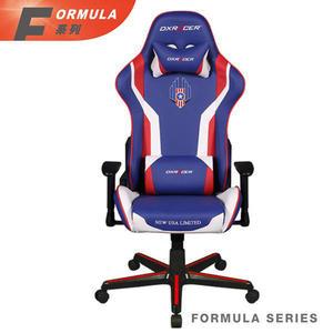 ※已售完※DXRACER 極限電競款 賽車椅 FL186-IWR (美國獨立紀念款)