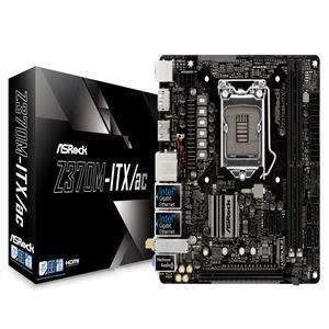 【綠蔭-免運】華擎 ASRock Z390M-ITX/ac INTEL Z390 1151 Mini-itx 主機板