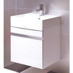 @修易衛浴@柯林斯 台灣東陶 TOTO L710CGU +TO-710W 100%防水櫃體 浴櫃組 L710CGUR