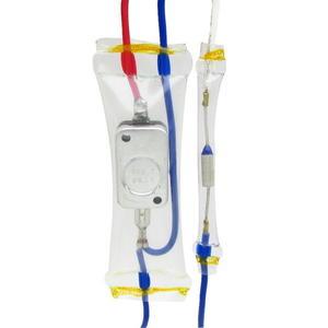 方型 除霜冰箱溫度控制器 (3線+外保險絲) 化霜器 除霜開關 冰箱恆溫器 冰箱溫度保險絲 溫度開關