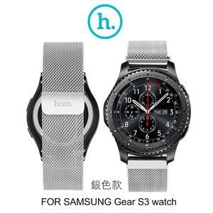 ☆愛思摩比☆HOCO Gear S3 watch/華米AMAZFIT /華為watch2 pro 格朗錶帶米蘭尼斯款