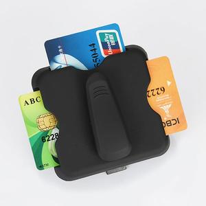 車用多卡槽插卡夾 停車卡夾 插卡器 汽車遮陽板卡片夾 卡片夾