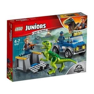 LEGO 樂高 Juniors Raptor Rescue Truck 10757 85 pieces