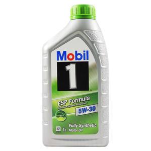 【MOBIL】 1 ESP 5W30 全合成機油 公司貨